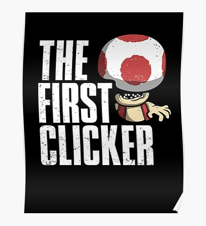 The First Clicker Poster