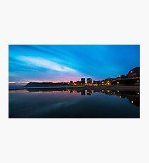 Newcastle Ocean Baths Photographic Print