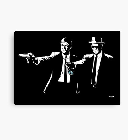 Say My Name One More Time Canvas Print