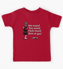 One Wound, Two Wound Kids Tee