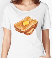 Butter Toast Women's Relaxed Fit T-Shirt