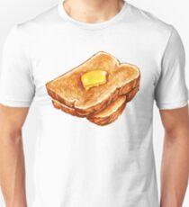 Butter Toast Unisex T-Shirt