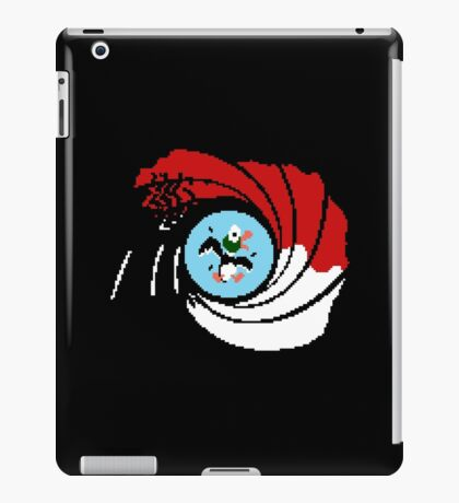 The Man with the Golden Zapper iPad Case/Skin