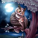 Goodnight Owls by Heather Hitchman