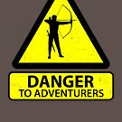 Danger to Adventurers by Adho1982