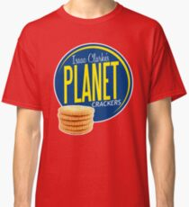 Isaac Clarke's Planet Crackers Classic T-Shirt