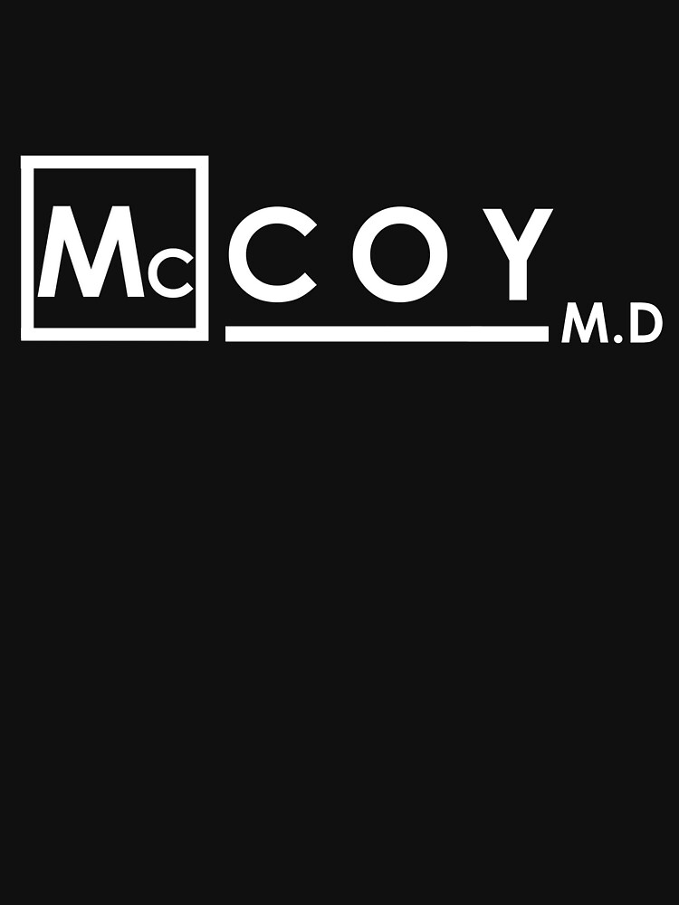 McCOY M.D by Adho1982