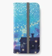 Christmas Time iPhone Wallet