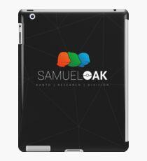 Samuel Oak - Kanto Research Labs iPad Case/Skin