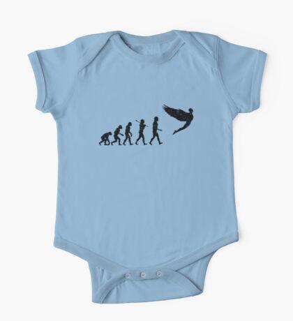 Homo Sapien Superior Worn Kids Clothes