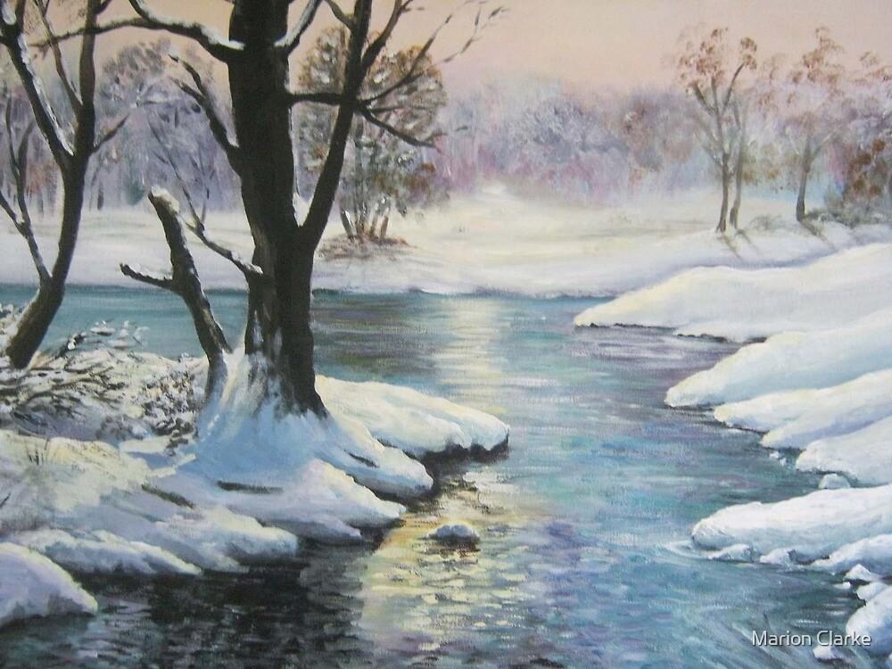Winter Wonderland by Marion Clarke