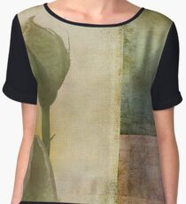 Tribute to a Rose Women's Chiffon Top