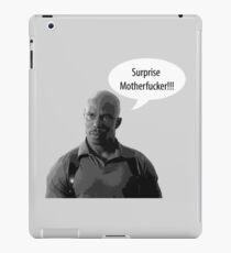 Surprise Motherfucker iPad Case/Skin