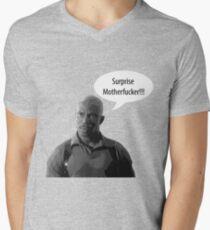 Surprise Motherfucker Men's V-Neck T-Shirt
