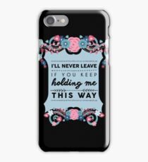 One Direction: Four - Stockholm Syndrome iPhone Case/Skin