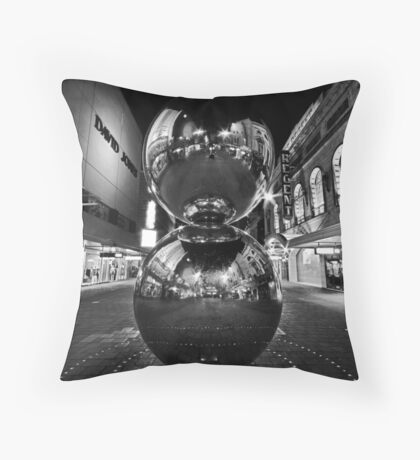 Rundle Mall #1 Throw Pillow