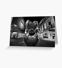 Rundle Mall #1 Greeting Card