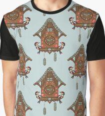 Nostaglia o'clock Graphic T-Shirt