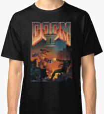 Doom II Hell On Earth PC 1994 FPS  Classic T-Shirt