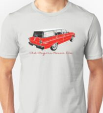 XM Falcon Wagon - Old Wagons never die Unisex T-Shirt
