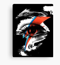 thunder eye Canvas Print