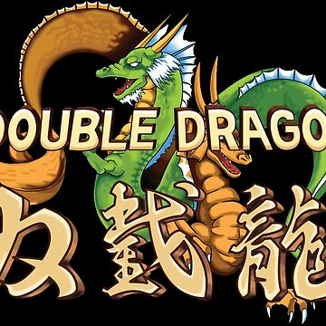 Double Dragon by stultified