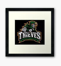 thieves Framed Print