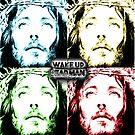 « u2 wake up dead man jesus pop » par clad63