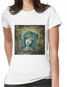 **Willow** Womens Fitted T-Shirt