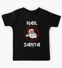 Hail Santa Kids Tee