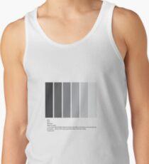 Shades of Gray Men's Tank Top