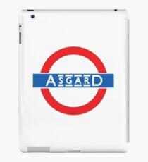 London Underground-style Asgard iPad Case/Skin