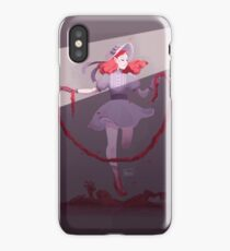 Jumping Rope iPhone Case/Skin