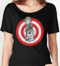 Bullseye Women's Relaxed Fit T-Shirt