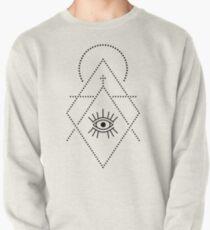 Drittes Auge Sweatshirt