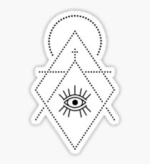 Third Eye Sticker