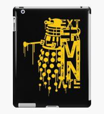 EXTERMINATE 2 iPad Case/Skin