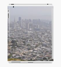 San Francisco View iPad Case/Skin