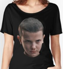 Stranger Things - Eleven Women's Relaxed Fit T-Shirt