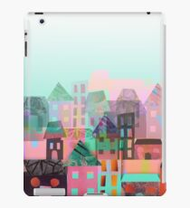 Paper town iPad Case/Skin