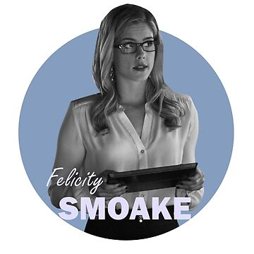 Felicity Smoake - Arrow by kirtash1