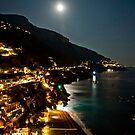 La Luna Di Positano by phil decocco