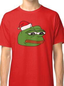 Christmas Pepe Classic T-Shirt