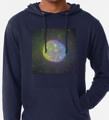 I also have another planet. #Fractal Art Lightweight Hoodie