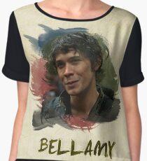 Bellamy - The 100 Chiffon Top