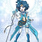 Idol Sailor Mercury by aimeekitty