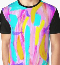 Explode Imagination by Lenna Graphic T-Shirt