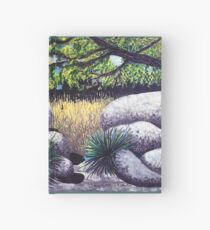 Tree and Boulders Hardcover Journal