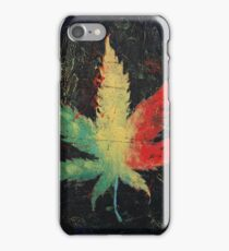 Marijuana iPhone Case/Skin