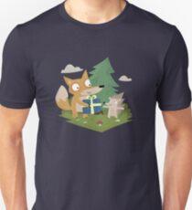 A Gift from a Fox Unisex T-Shirt